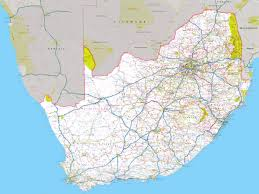 Map Of Southern Africa by Africa Travel Journal