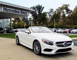 convertible mercedes 2017 s class convertible mercedes benz of west chester ohio