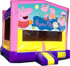 bounce house rentals houston c peppa pig moonwalk moonwalks houston rentals