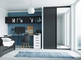 placard chambre portes de placard coulissantes de chambre sur mesure