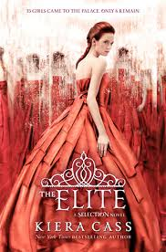 the elite the selection 2 by kiera cass