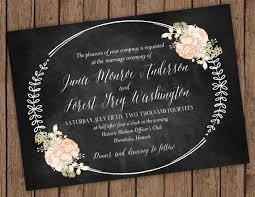 chalkboard wedding invitations chalkboard wedding invitations dhavalthakur