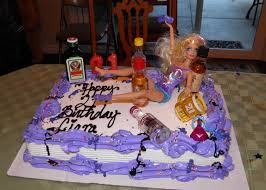 drunk barbie cake 21st birthday cake love i think this is what