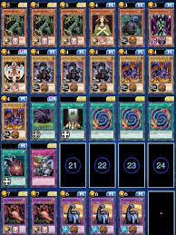 the most consistent auto farm deck yu gi oh duel links