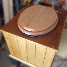 Composting Toilet For Tiny House by Nice Custom Made Dry Urine Separating Compost Toilet With Wooden