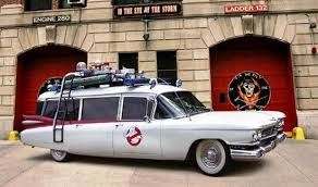 ecto 1 for sale the ghostbusters ecto 1 cadillac ambulance is up for auction