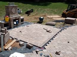 Cost Paver Patio How Much Does A Paver Patio Cost Garden Design Inc