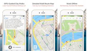 Map My Walk Route Travel Planning With Gps Guided Maps Giveaway Slightly Astray