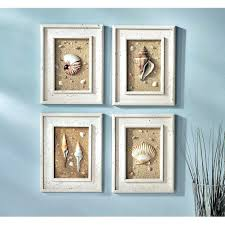 Bathroom Towel Display Ideas by Decorations Seashell Bath Set Beach Bathroom Decor 17 Best