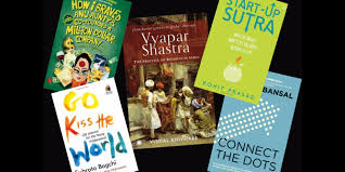 5 books anyone aspiring to build a start up in india must read