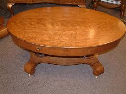 antique round coffee table fancy antique round coffee table antique oak coffee table in rustic