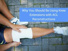 why you should be using knee extensions after acl reconstruction