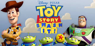 amazon toy story smash appstore android