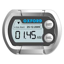 Housse Moto Oxford by Oxford Micro Horloge Of219 Antivol Accessoires Moto