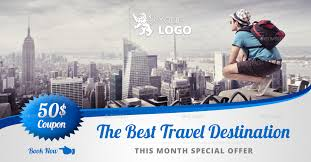 New York best travel agency images Travel agency web facebook banners ads by belegija graphicriver jpg