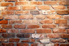 reclaimed thin brick veneer backsplash up close and personal