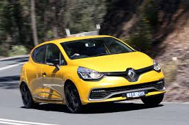 renault yellow 2016 renault clio rs review