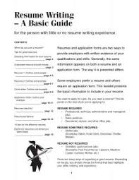 Good Resumes Samples by Examples Of Resumes 11 Job Resume Samples For College Students