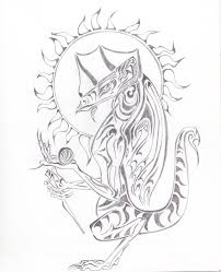 sun tribal tattoo dragon sun tribal tattoo by dancer of the dark on deviantart