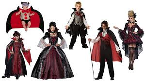 top 10 best vampire costumes for the whole family 2017