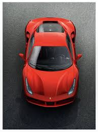 ferrari front view ferrari 458 italia gets improved styling and new 661hp turbo v8