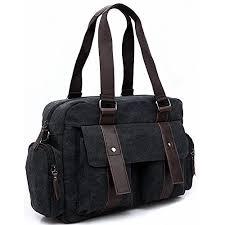 Black men 39 s tote bags