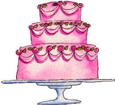 wedding cake clipart pink cake clipart clip magic