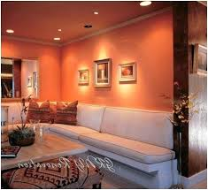 colored walls peach living room living room painted in peach color peach colored