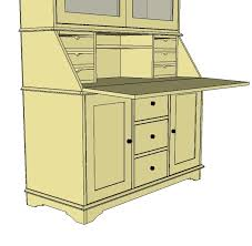 Secretary Desk Plans Woodworking Free by Simple Secretary Desk Plans Diy Cardboard Furniture With Free