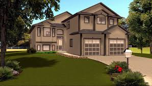 bi level house plans with attached garage bi level house plans with attached garage beautiful house plan