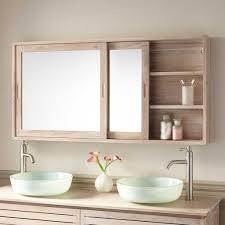 Mirror With Storage For Bathroom Bathroom Ideas Nutmeg Oak Design House Medicine Cabinets 64 1000