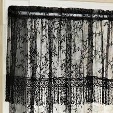 downton abbey yorkshire lace window treatment