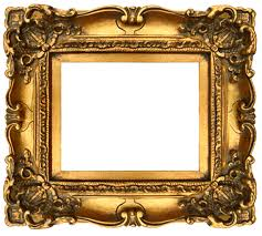 vintage picture frames best 25 antique picture frames ideas on