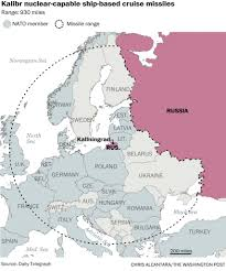 Europe Capitals Map by These Maps Show How Russia Has Europe Spooked The Washington Post