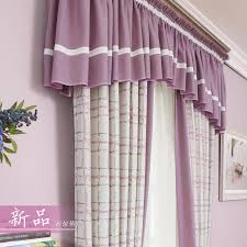 Plaid Blackout Curtains Aliexpress Buy Cotton Jacquard Window Curtain For Princess