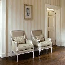 Best  Striped Wallpaper Ideas On Pinterest Striped Hallway - Living room wallpaper design