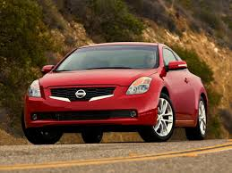 nissan altima coupe gas type nissan altima technical specifications and fuel economy