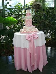 Cake table decorations on Flickr