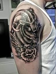 aries tattoos for men ideas and inspiration for guys