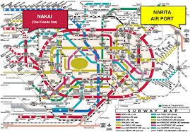 Narita Airport Map Narita Airport Map Copenhagen Metro Map