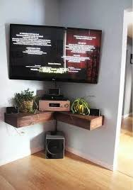 black friday tv mounts best 25 corner tv mount ideas on pinterest tv in corner