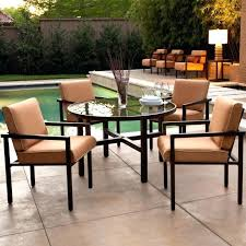 Glass Table Patio Set Metal Patio Table Patio Ideas Aluminium Patio Table And 4 Chairs