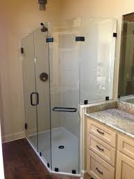 How To Install A Shower Door On A Bathtub Independence Glass Shower Doors Custom Glass Shower Doors