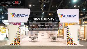new build by cep chicago exhibit productions arrow home