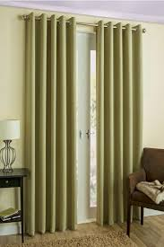 15 collection of blackout curtains bay window curtain ideas