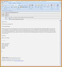 email resume template exle of email sending resume globish me