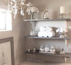 decorating ideas for bathroom shelves impressive accessories shelves decorating ideas inspiring best