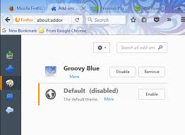 change themes on mozilla how to change the theme in mozilla firefox technobezz