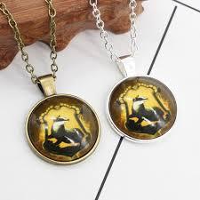 harry potter pendant necklace images Harry potter imitation gemstones time pendant necklace jpg