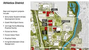 Ohio State Campus Map Ohio State Men U0027s Hockey Team May Get New Home With 4 000 Seat